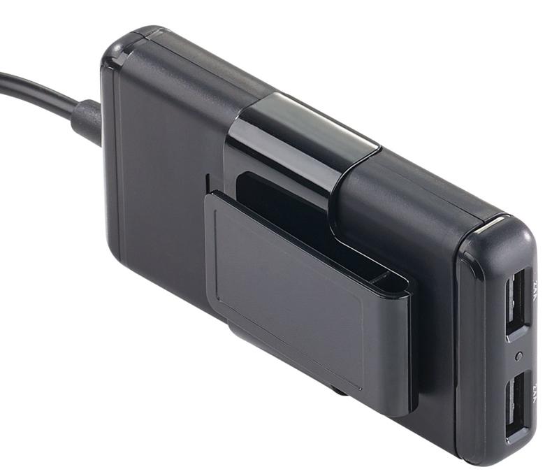 Chargeur smart power 4 ports usb 7 2a pour allume cigare 12 24v - Chargeur allume cigare 2 ports usb ...