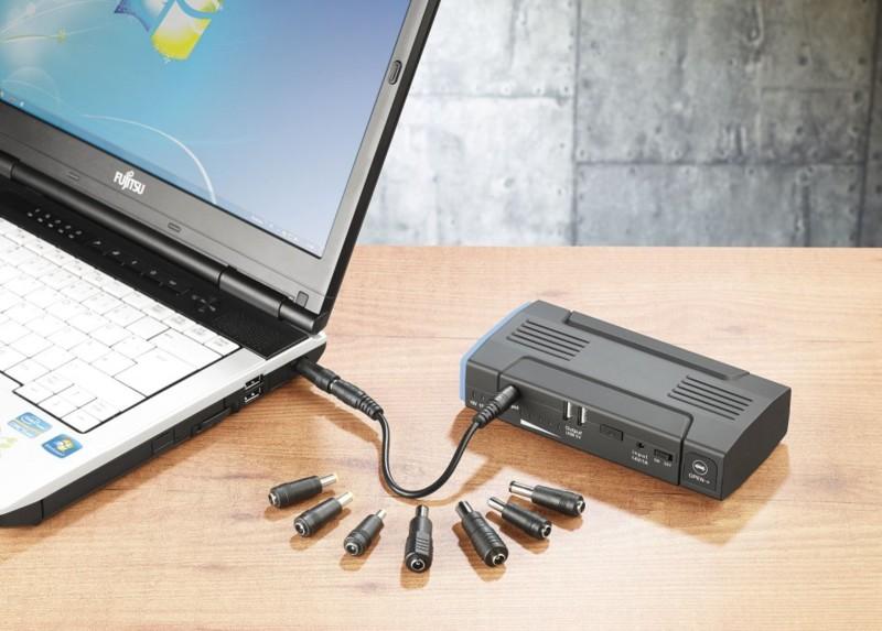 Batterie d'appoint 5 en 1 (12A) avec fonction démarreur de